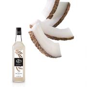 1883 Maison Routin Syrup 1.0L Coconut