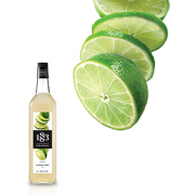 1883 Maison Routin Syrup 1.0L Lime
