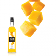1883 Maison Routin Syrup 1.0L Mango