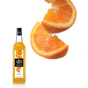 1883 Maison Routin Syrup 1.0L Orange