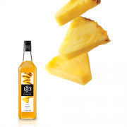 1883 Maison Routin Syrup 1.0L Pineapple