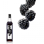 1883 Maison Routin Syrup 1.0L Blackberry
