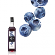 1883 Maison Routin Syrup 1.0L Blueberry