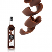 1883 Maison Routin Syrup 1.0L Chocolate