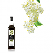 1883 Maison Routin Syrup 1.0L Elderflower Tea