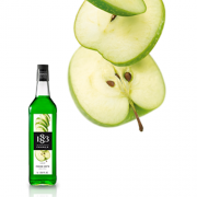 1883 Maison Routin Syrup 1.0L Green Apple