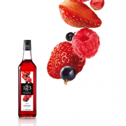 1883 Maison Routin Syrup 1.0L Mixed Berries
