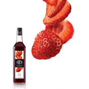 1883 Maison Routin Syrup 1.0L Strawberry
