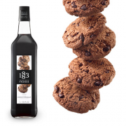 1883 Maison Routin Syrup 1.0L Chocolate Cookie