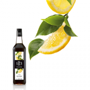 1883 Maison Routin Syrup 1.0L Iced Tea Lemon