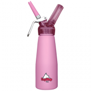 Ezywhip Pro Cream Whipper 0.5L Pink