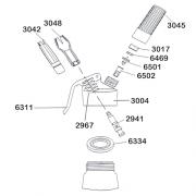 iSi Profi Whip Plus Piercing Pin Gasket Part 6469