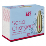 iSi Soda Chargers CO2 10 Pack (10 Bulbs)