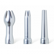 Mosa Stainless Steel Nozzles (Set of 3)