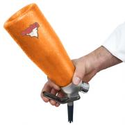 Ezywhip Ultra Cream Whipper 0.5L Orange Amber