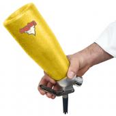 Ezywhip Ultra Cream Whipper 0.5L Yellow Gold